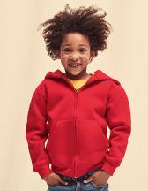 Premium Hooded Sweat Jacket Kids